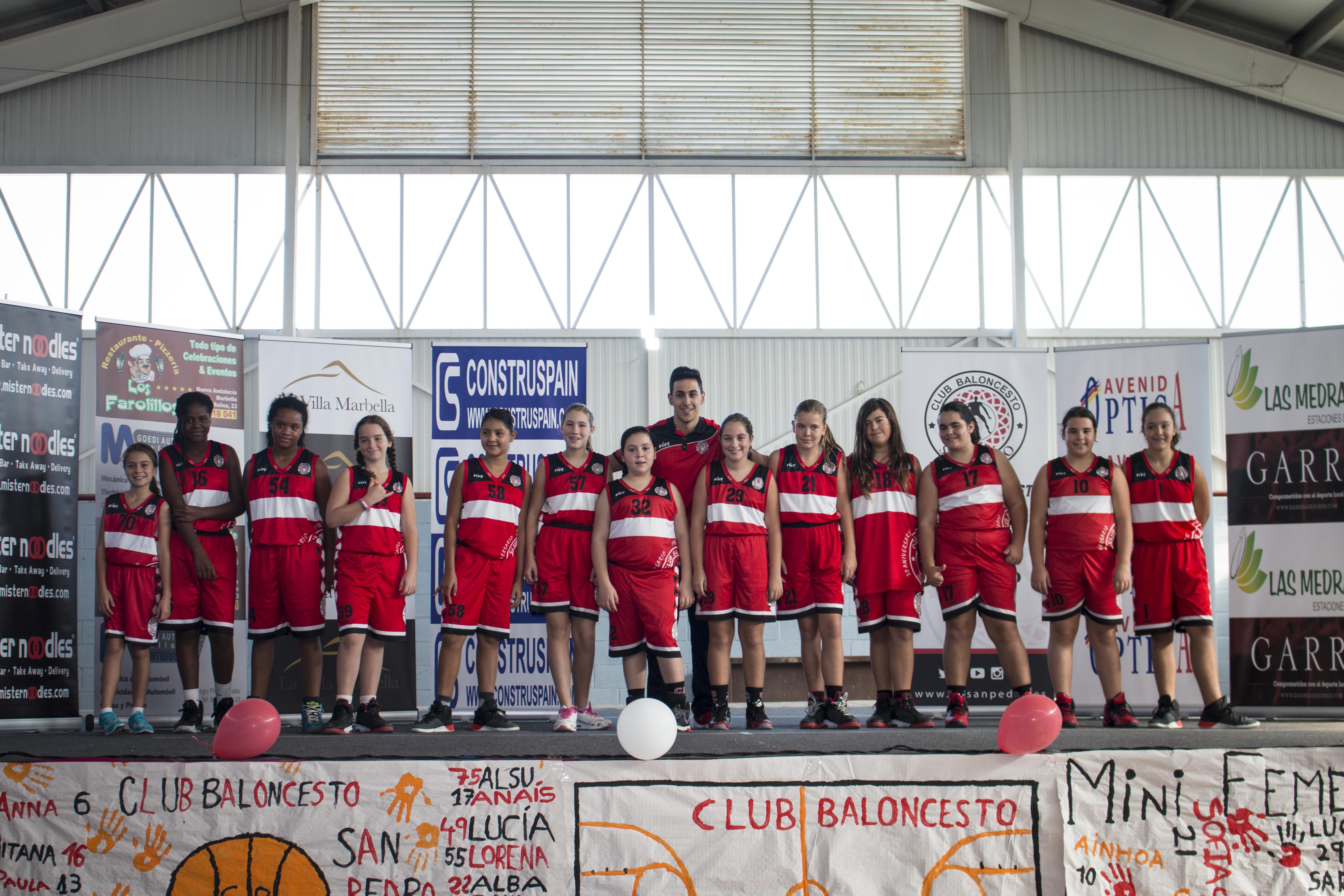 Viveros del valle nuevo patrocinador del club baloncesto for Viveros del valle